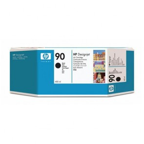 DesignJet 4000 Series,Ink Cartridge, 400 ml, Black
