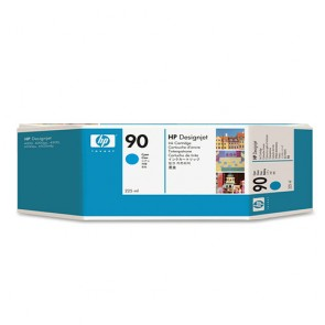 DesignJet 4000 Series, 225ml Ink Cartridge,Cyan