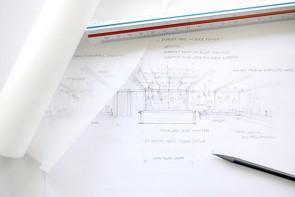 Sketch paper/bumwad, buff, 16lb, 12 x 50yds